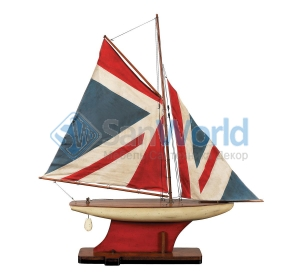 Яхта Union Jack Pond