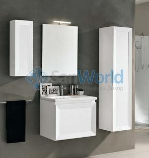 Eban Paola&Chiara 60 мебель для ванной BiANCO ASSOLUTO
