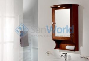 EBAN Flavia Шкаф зеркальный подвесной