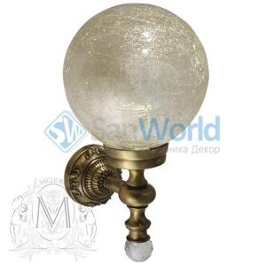 Светильник настенный ML.CRS-60.230 Cristalia для ванной с кристаллами Swarovski