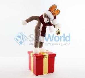 Заяц новогодний (модель 5)