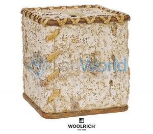 Бокс для салфеток салфетница Birch Bark by Woolrich
