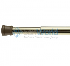 Карниз для ванной Standard Tension Rod Brass TSR-64