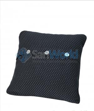 Декоративная подушка Fresno (Hasir) (40х40) Синий от Casual Avenue