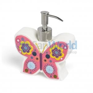Дозатор для жидкого мыла Butterflies ABF-LD