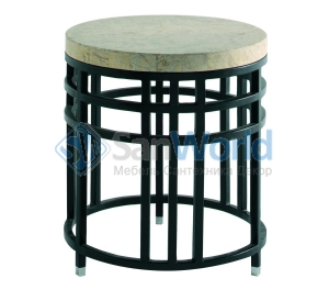 Стол приставной Geometric Black