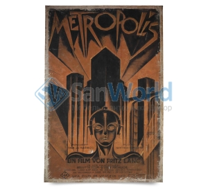 Постер Metropolis