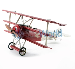 Модель самолета Fokker Triplane