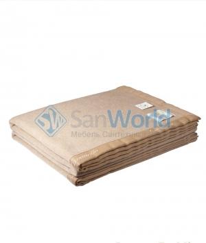 Плед Alex цвет мокрый песок 160х220см. от Co.Bi