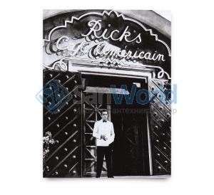 Постер Rick's Cafe