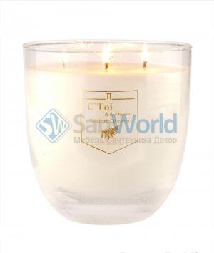 Ароматическая свеча XL La Corniche коллекции Balade en Cevennes от C'Toi