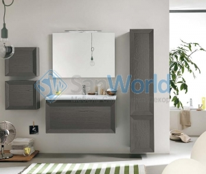 Eban Paola&Chiara 100 мебель для ванной GRIGIO