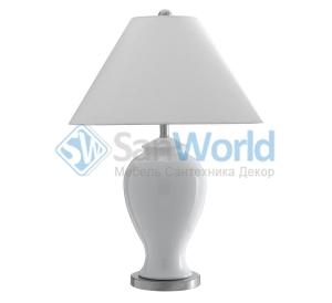 Лампа настольная Giant White Ceramic