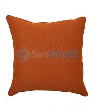 Декоративная подушка (42х42) Radio оранжевая от Kvadrat