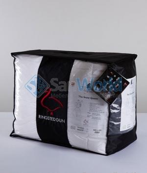 Одеяло пуховое кассетное (150х210) 1-го класса Snow Queen (Экстра легкое) от Ringsted Dun