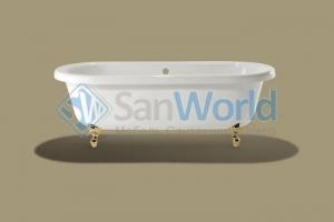 Knief Aqua Plus Ванна модель EDWARDIAN XL 1800 x 800 x 600 мм