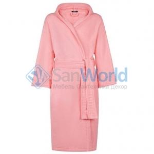 Versace home collection Medusa Classic халат махровый розовый