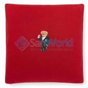 ALSEN RED подушка Ralph Lauren 46х46