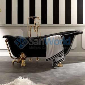 Ванна Kerasan Retro 1052 (чёрная)