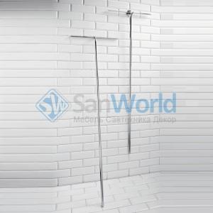Longlas длинный скребок для стекла душевой кабины и зеркал