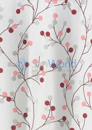 JETTE текстильная шторка для душа и ванны