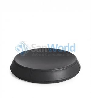 Ralph Lauren Home BRENNAN BLACK настольный кожаный аксессуар чёрный