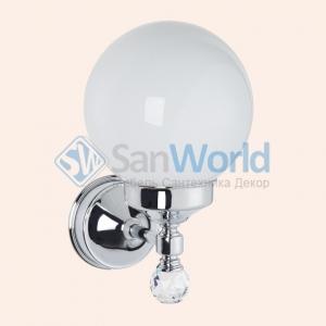 """Бра со стеклянным плафоном """"шар"""" (комплект), стекло: матовое TW Crystal TWCR130cr/sw"""