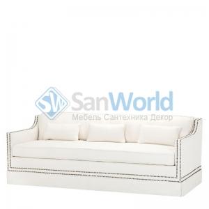 Eichholtz Sofa Frazer диван белый