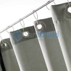 Текстильные шторки для ванны и душа