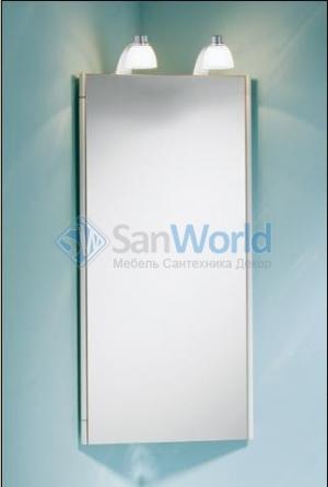 Keuco зеркальный шкафчик угловой ATLANTA