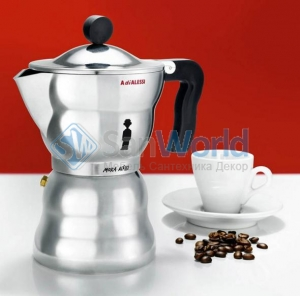 Кофеварка для эспрессо Moka Alessi