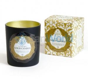 NESTI DANTE Luxury Gold Candle свеча ароматическая с золотом