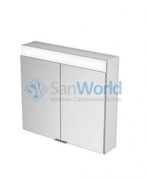 Keuco зеркальный шкафчик с подсветкой EDITION 400
