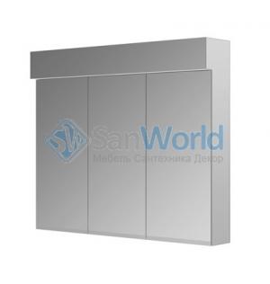 Keuco зеркальный шкафчик с подсветкой EDITION 11 с распашными дверками