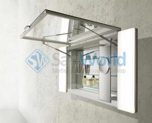 Keuco зеркальный шкафчик с подсветкой EDITION 11 трюмо