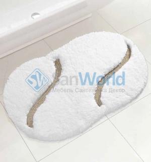 DORADO коврик для ванной комнаты Nicol овальный