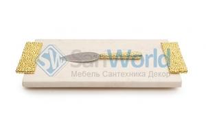 Доска для сыра 34 см «Золотые жемчужины»