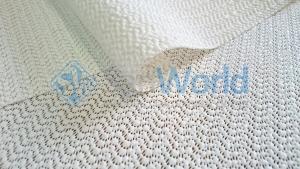 Нескользящая резиновая подложка сетка под коврик для ванной