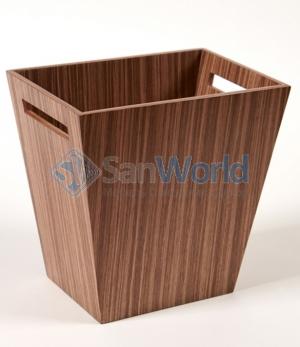 Wood Collection ведро деревянное Орех