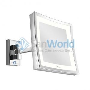 Aliseo LED CUBIK T3 косметическое зеркало с увеличением Х3 и подсветкой
