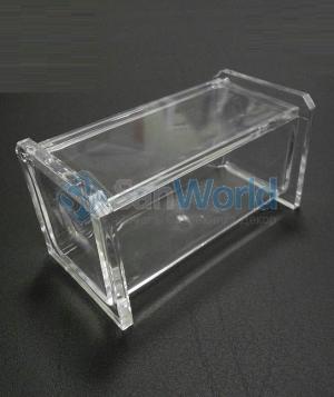 Контейнер для ватных палочек с крышкой Acryl