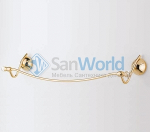 Diamant аксессуары для ванной с кристаллами Swarovski полотенцедержатель