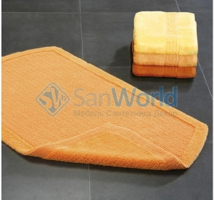 Arizona Nicol Хлопковый коврик для ванной комнаты двухсторонний