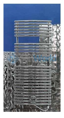 Arbonia полотенцесушитель электрический BAGNOTHERM OVAL WATT BTOW