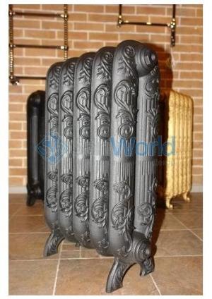 Fakora чугунный радиатор Retro Barogue