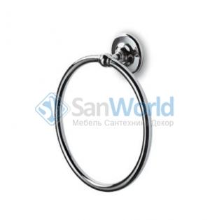 Аксессуары для ванной с кристаллами Madras Oriente Swarovski полотенцедержатель кольцо