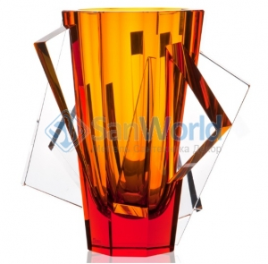 Хрустальная ваза 28 см Айсберг лимитированный выпуск 10 из 500 Moser