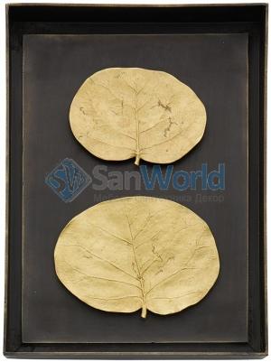 Панно Золотая ботаника