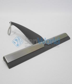 ISI Nicol скребок для стекла душевой кабины Серый