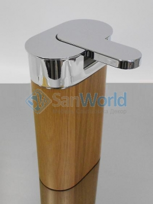 Toskan Nicol аксессуары для ванной настольные деревянные дозатор